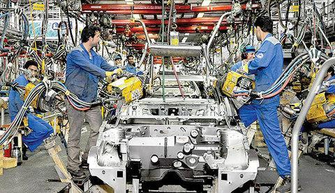 نرخ رشد منفی خودرو تک رقمی شد