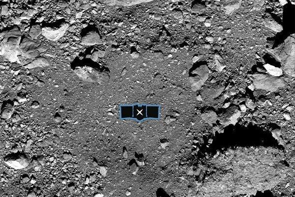 محل فرود فضاپیمای ناسا با همکاری مردم تعیین شد