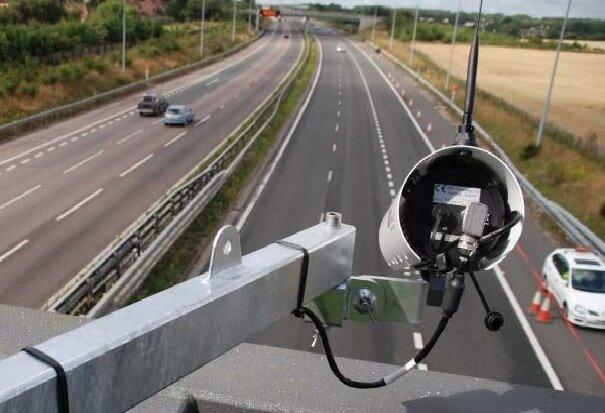 دوربین های پایش سرعت در جاده های لرستان کم است