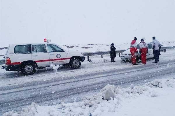 جدی بگیرید؛ نجات بیش از 3000 نفر از برف و کولاک 15استان