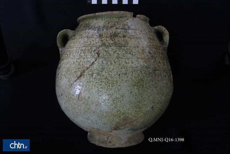 اشیای تاریخی قلعه منوجان مرمت شد