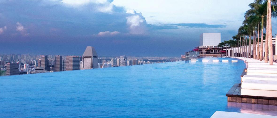 بهترین نقاط برای تماشای زیباترین دورنمای شهرهای مشهور