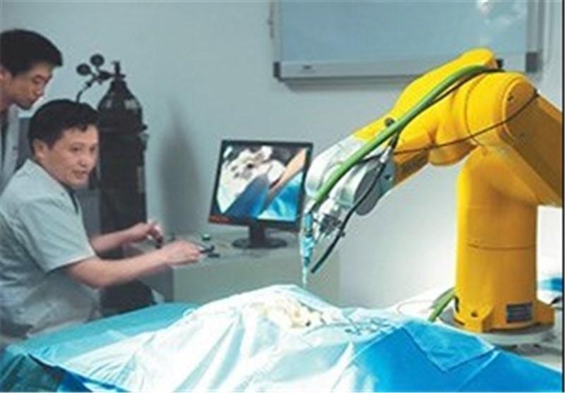 استفاده از ربات در جراحی ستون فقرات
