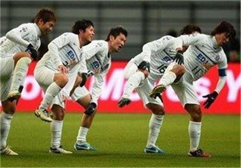 نماینده ژاپن با گل های ساتو پنجم شد