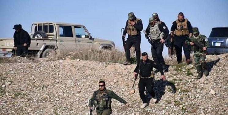 5 تروریست داعشی در عملیات الحشد عراق کشته شدند