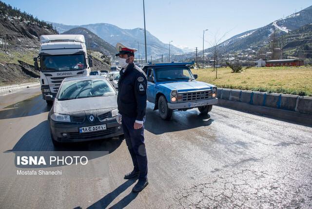 کرونا ترافیک اصفهان را 50 درصد کاهش داد