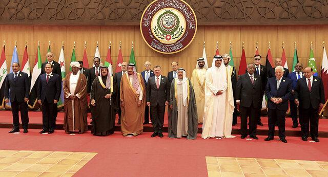 تاکید اتحادیه عرب بر مخالفت با مداخله در لیبی و استقبال از طرح صلح افغانستان