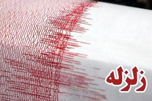 زلزله 3.5 ریشتری قوچان خسارت نداشت