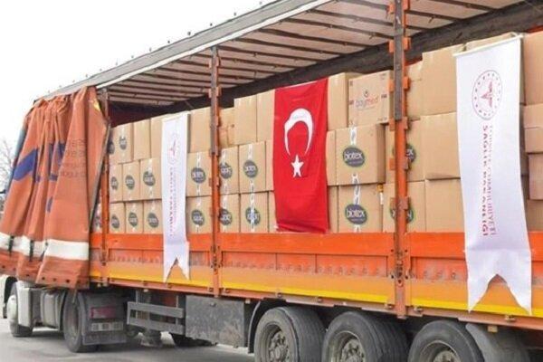 ترکیه یاری های پزشکی مقابله با کرونا به ایران اعزام کرد