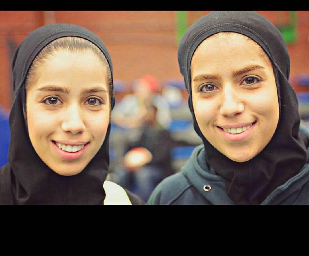 خواهران ثابت زاده: دوست داریم از بهترین های ایران باشیم، بهترین سین هفت سینمان سمیه و سمانه هستند