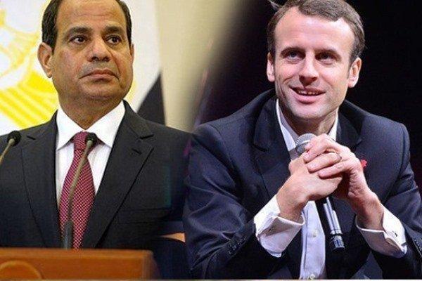 نشست مشترک سران فرانسه و کشورهای آفریقایی درباره بحران کرونا