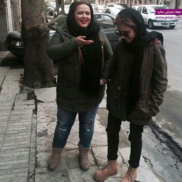 صمیمی ترین دوست بهاره رهنما کیست؟ (عکس)