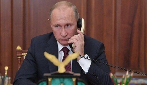 پوتین با ترامپ و ملک سلمان مصاحبه کرد