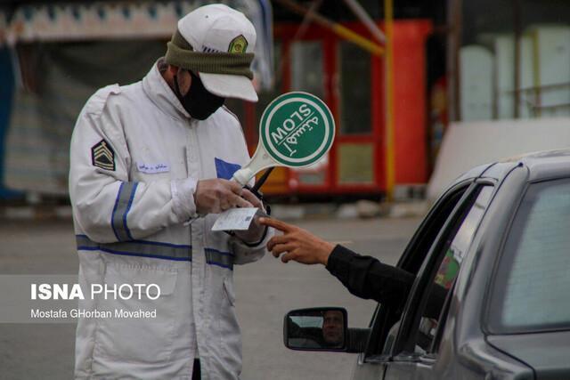 تا 24 ساعت ورود خودروهای غیربومی به زنجان ممنوع شد