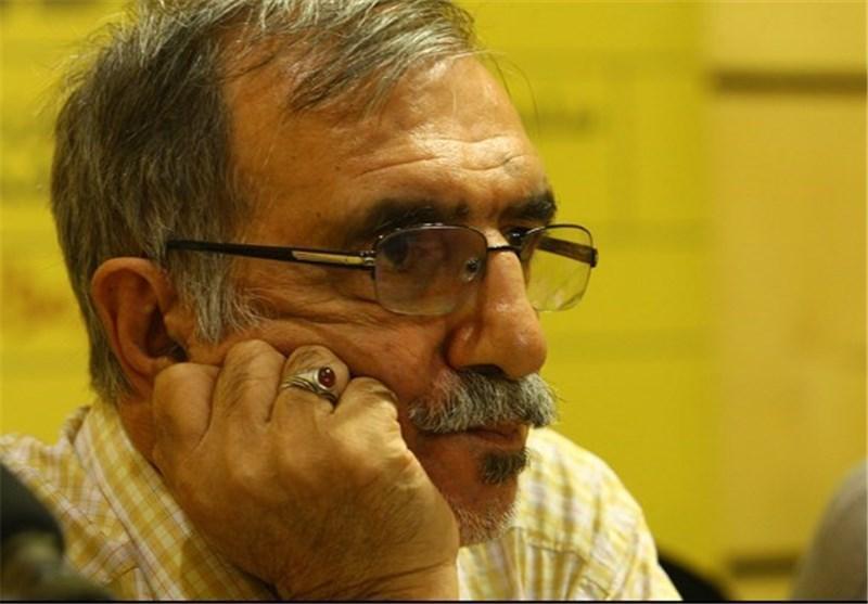 موسوی گرمارودی: خرمشاهی، کدخدای وادی طنز، نثر او شیطان است