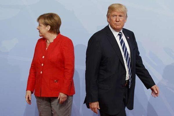 احتمال واکنش آلمان به تحریم امریکا علیه نورد استریم 2