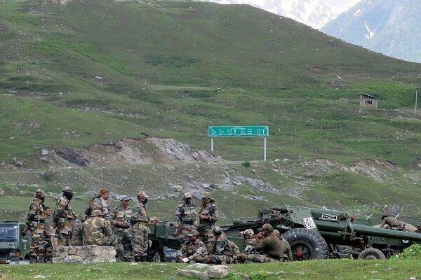 چین و هند در حال مذاکره برای کاهش تنش مرزی هستند