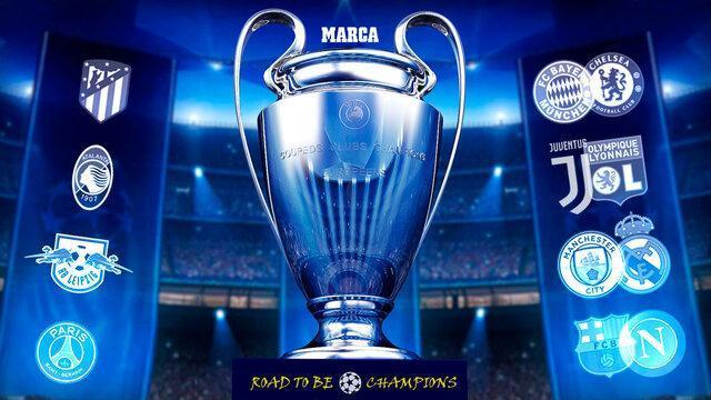 روز و ساعت بازی های لیگ قهرمان اروپا از یک هشتم نهایی تا فینال تعیین شد