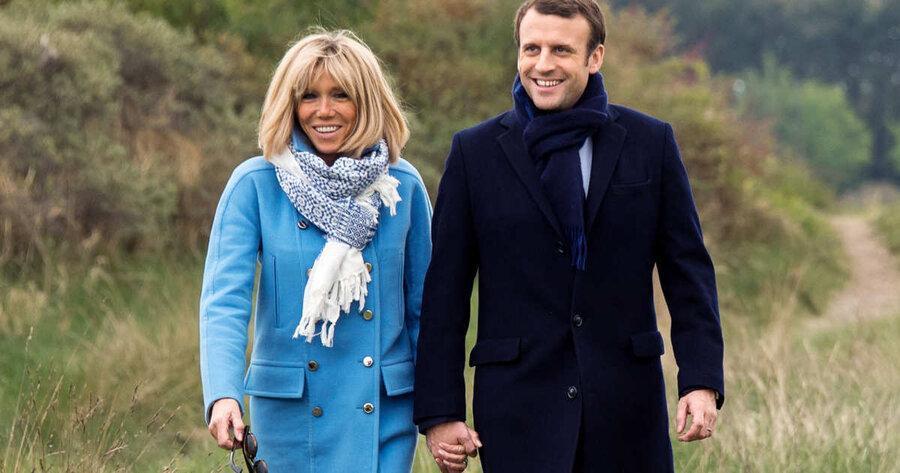 ویدئو ، رئیس جمهوری فرانسه تعطیلات خود را چگونه می گذراند؟