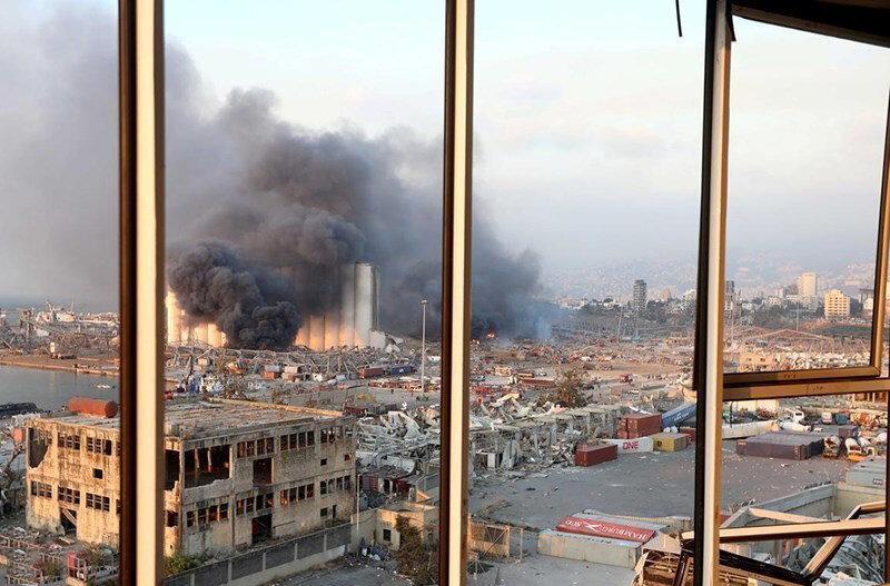 جدیدترین آمار کشته های انفجار لبنان ، ده ها نفر هنوز زیر آوار هستند
