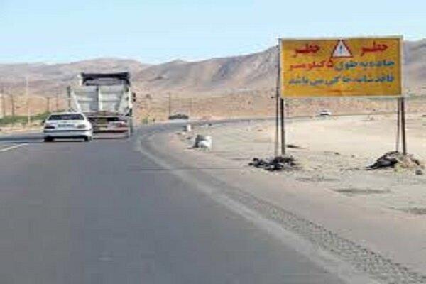 67 نقطه حادثه خیز در جاده های استان شناسایی شد