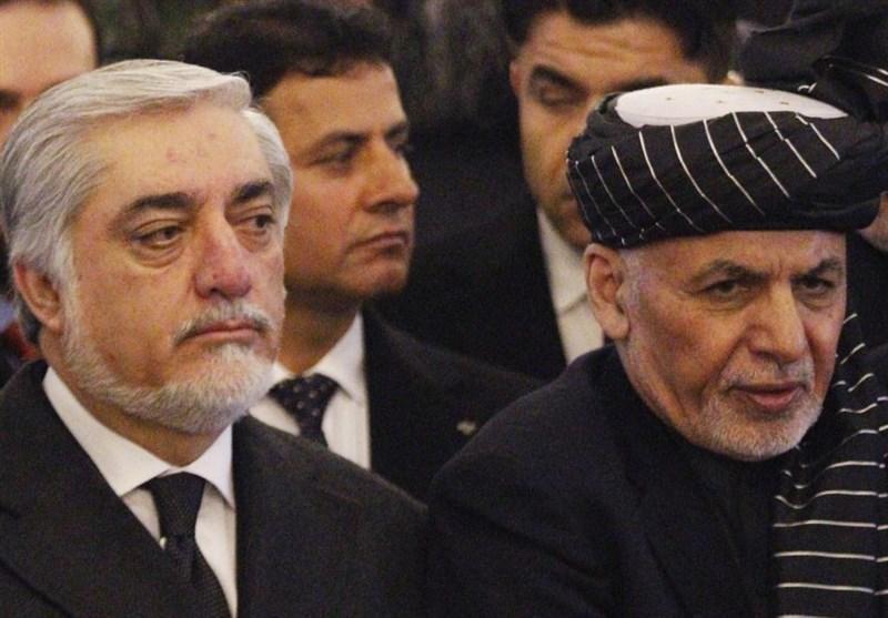 ادامه اختلافات غنی و عبدالله برای تکمیل کابینه دولت افغانستان