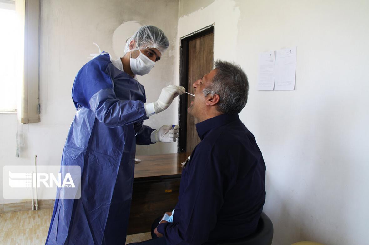 خبرنگاران بیش از 5 هزار نفر با علایم مشکوک به کرونا در مهاباد شناسایی شدند