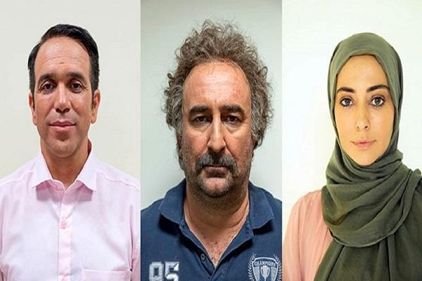 مهران احمدی با چهره ای متفاوت در وانتافه