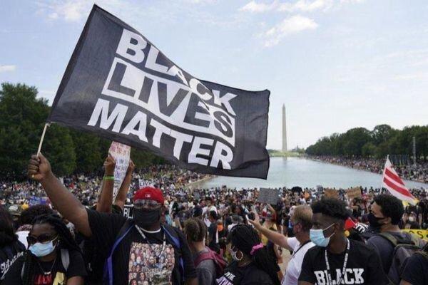 دهها هزار نفر به اعتراضها علیه نژادپرستی در آمریکا پیوستند