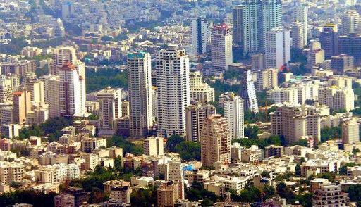 افزایش 77 درصدی قیمت ملک در تهران ، متوسط قیمت 23 میلیون شد