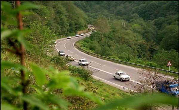 آخرین شرایط جوی و ترافیکی جاده ها ، ترافیک روان در محور های شمالی