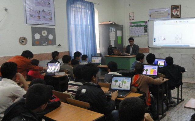خبرنگاران 555 مدرسه روستایی ایلام به زیرساخت های هوشمندسازی مجهز شدند