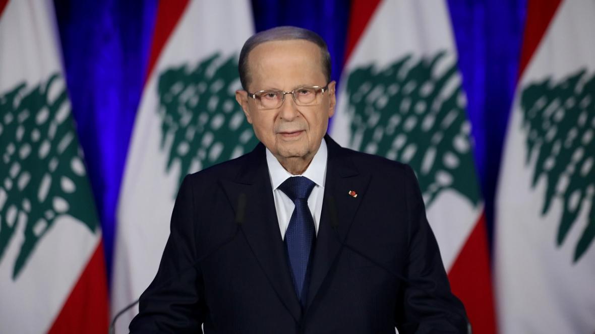 رئیس جمهور لبنان: عاملان آتش سوزی بیروت باید به سرعت شناسایی و مجازات شوند