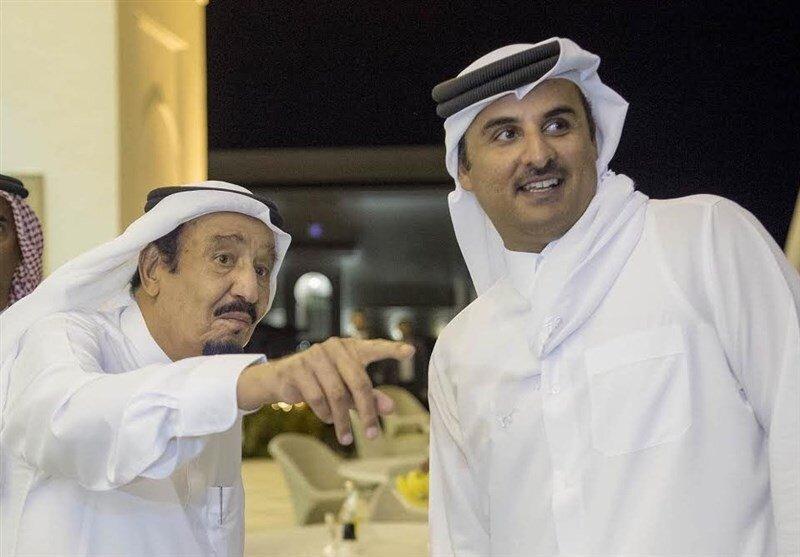 قطر با کشورهای عربی آشتی کرد
