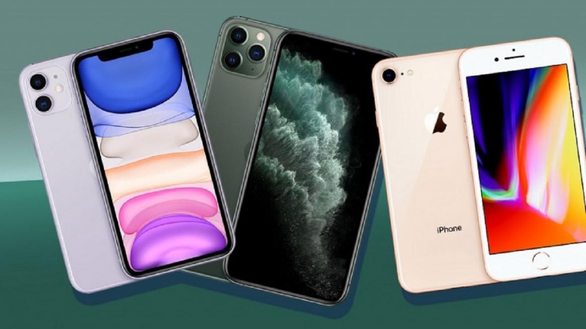 قیمت گوشی های موبایل اپل در 21 مهر