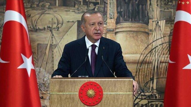 اردوغان: حق داریم مانند روسیه در حل بحران قره باغ مشارکت کنیم
