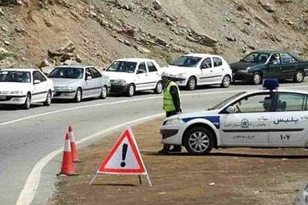 محدودیت های ترافیکی جاده ها در تعطیلات پیش رو