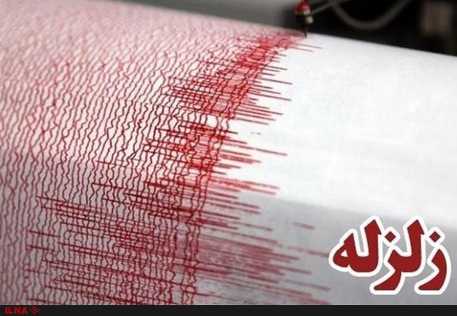 زلزله در شوشترِ خوزستان