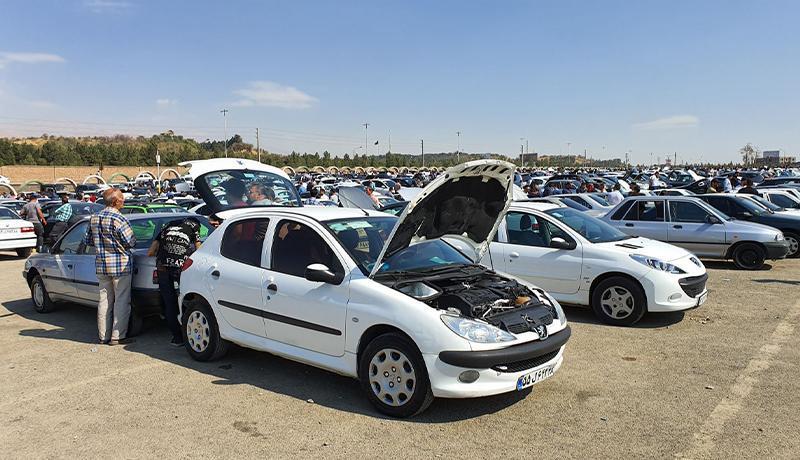 پیش بینی شرایط بازار خودرو پس از کاهش قیمت دلار