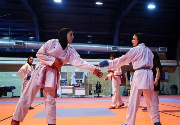 بازگشت شاگردان خوشقدم به تمرینات بعد از 9 ماه، برگزاری اردوی کاراته بانوان با حضور 5 کاراتهکا