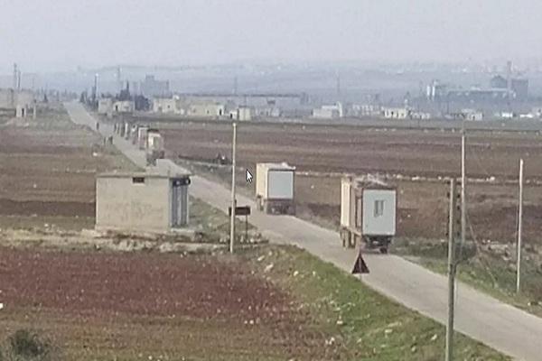نیرو های ترکیه به طور کامل از مناطق تحت کنترل ارتش سوریه خارج شدند