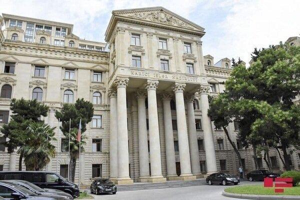 احضار کاردار سفارت روسیه به وزارت خارجه جمهوری آذربایجان