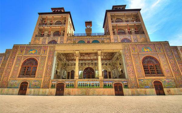 عمارت شمس العماره؛ تلفیق معماری ایرانی و اروپایی