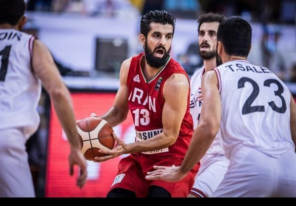 16 بازیکن به اردوی تیم ملی بسکتبال دعوت شدند