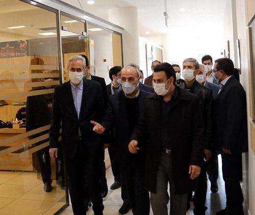 افتتاح 100 پروژه در دانشگاه علوم پزشکی تبریز تا 18 فروردین 1400