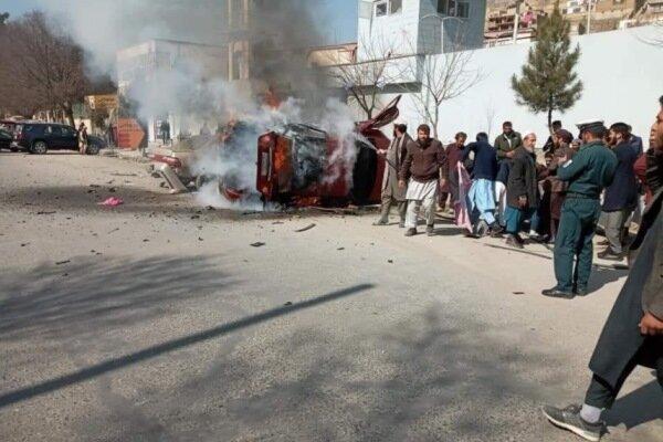 انفجار در پایتخت افغانستان، 3 نفر کشته و 5 تَن زخمی شده اند