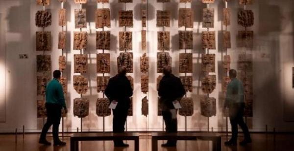 تاریخچه آثار موزه بریتانیا بازبینی می گردد