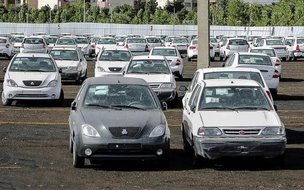 قیمت انواع خودرو های سایپا، پراید و تیبا دوم اسفند 99