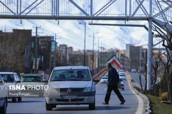 کیفیت هوای پایتخت در محدوده قابل قبول