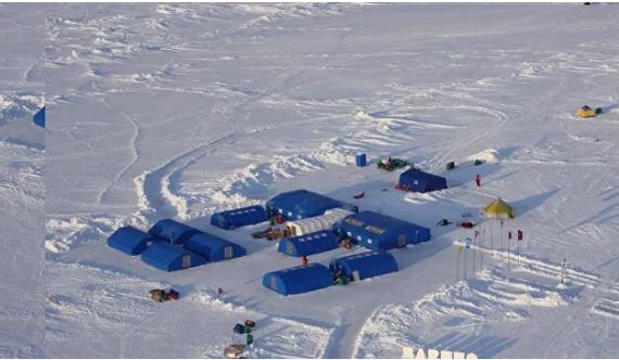 خیز روسیه برای تحکیم موقعیت در قطب شمال